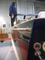 Oberflaechenversiegelung für Schiffe und Boote