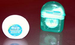 Professionelle Zahnseide-Produkte