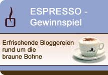 Espresso Gewinnspiel