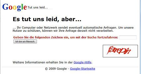 Google-Streik